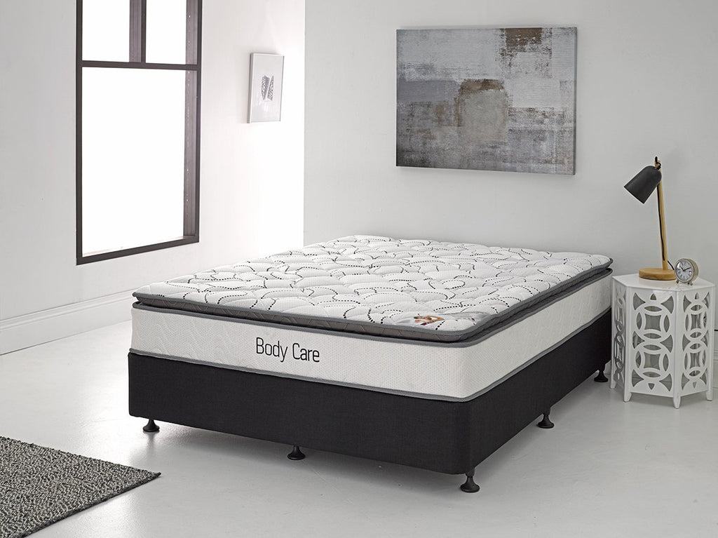 Swan Body Care Pillow Top soft Feel Mattress best price at Comfort for All Boxhill