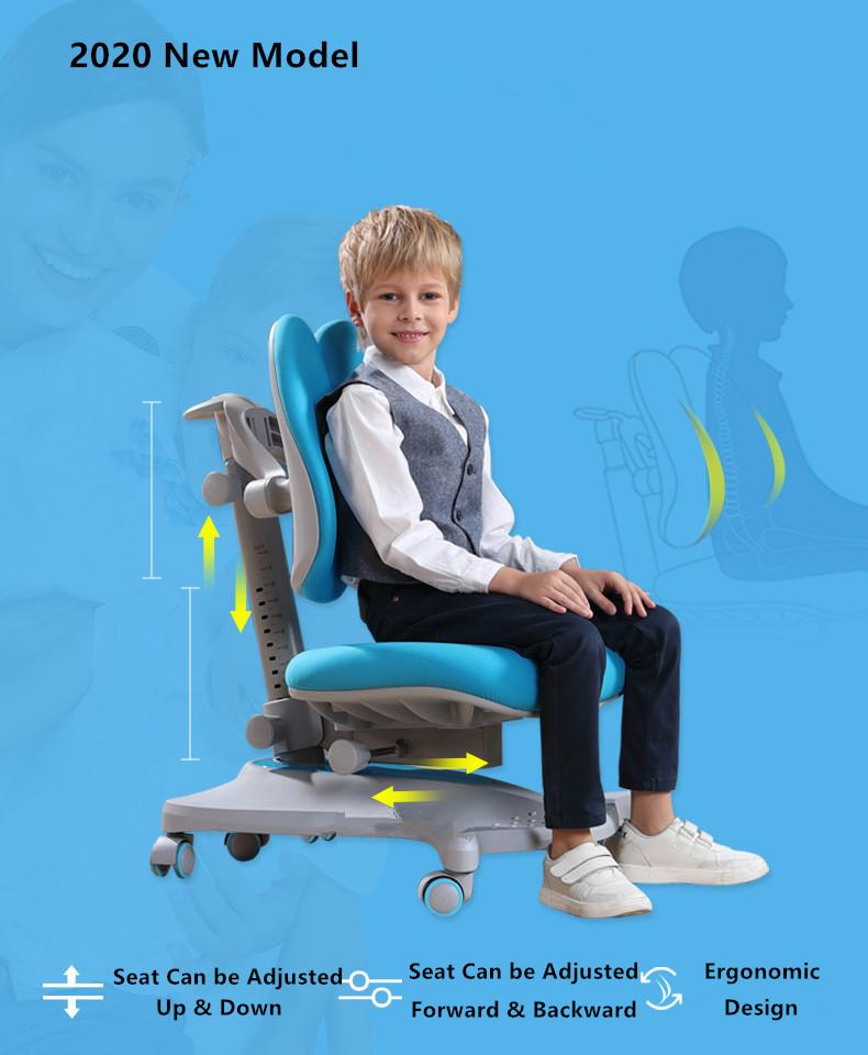 iStudy Kids Height Adjustable Chair C06 Best Price at Comfort For All Australia
