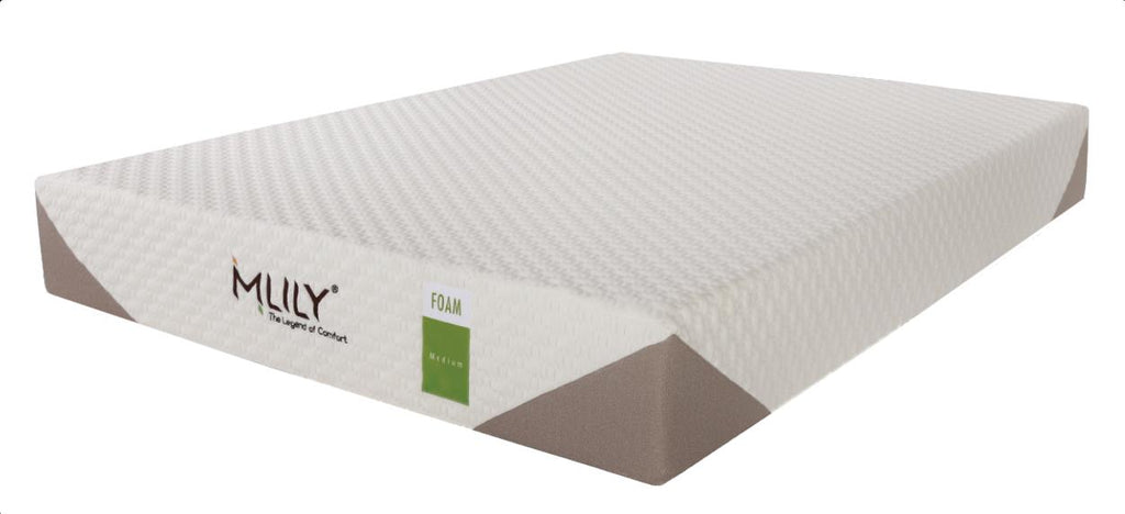 Mlily Cosmas Memory Foam Mattress Best Price at Comfort for All Mitcham