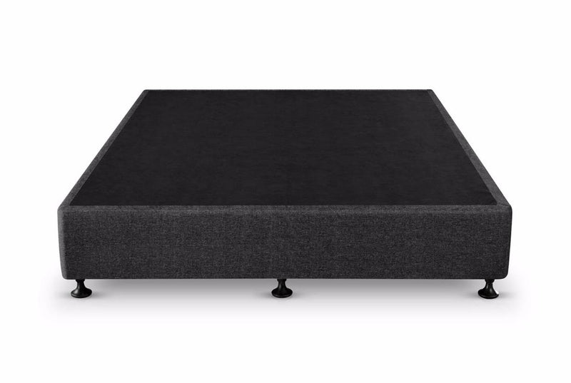 Australian Made Premium Lunar Fabric Upholstered Bed Base With Drawers