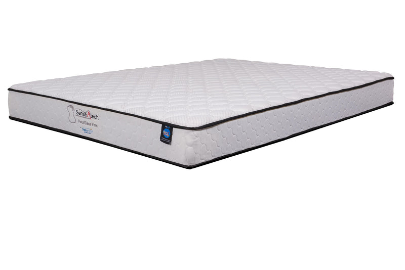 SlumberCare SenseATech HourGlass Firm Mattress