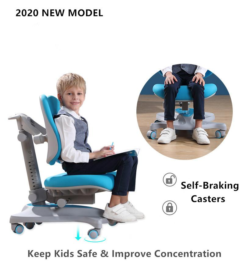 iStudy Ergonomic Kids Height Adjustable Chair C06 Best Price at Comfort For All Sydney