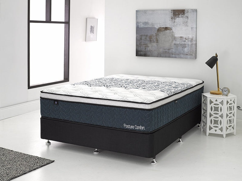 Swan Posture Comfort Plush Feel Mattress best price at iComfort