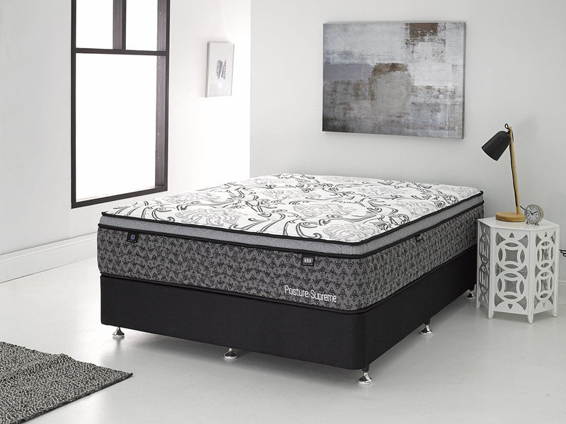 Swan Posture Supreme Medium Feel Mattress Best Price At Comfort for All Ringwood