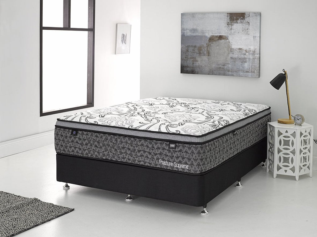 Swan Posture Supreme Plush Feel Mattress Best Price At Comfort for All Donvale