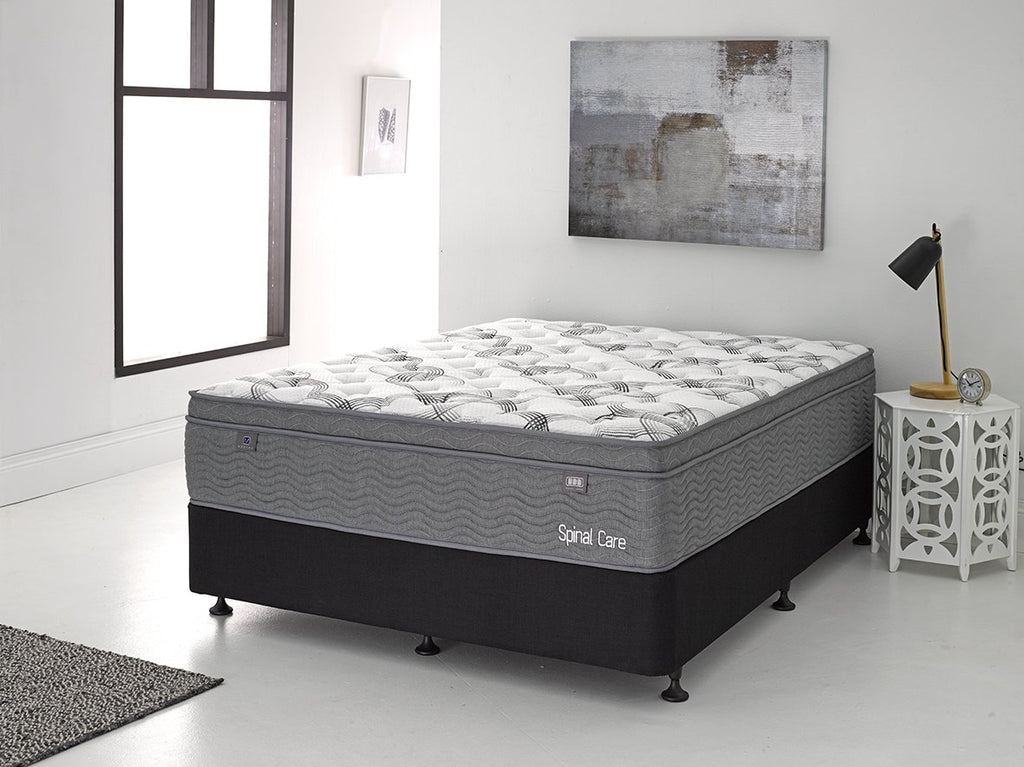 Swan Spinal Care Medium Feel Mattress Available At iComfort Burwood