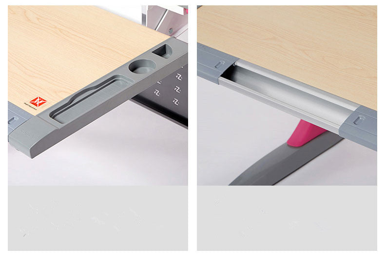 iStudy Adjustable Desks Come With Large Storage Compartment