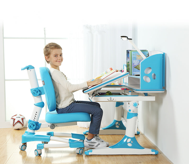 iStudy Ergonomic Adjustable Children Desk E120