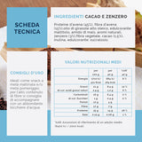 Snack-uP - Cacao e Zenzero 40g