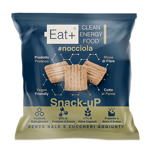 Snack-uP - Nocciola 40g