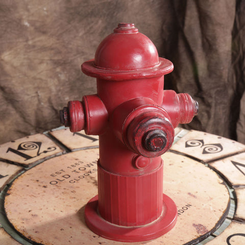 American loft industrial pattern retro fire hydrant creative decoration gift