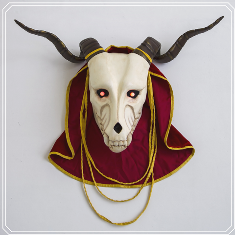 Ancient Magus Bride - Elias Ainsworth Mask