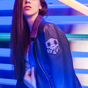 Overwatch Sombra Inspired Jacket In Stock