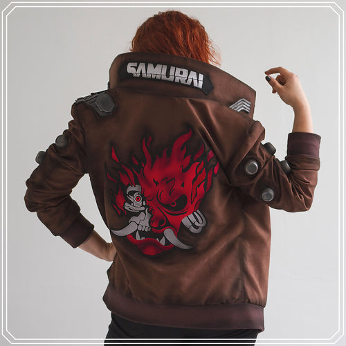 Cyberpunk 2077 Patches for V Jacket In Stock