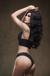 Witcher Wild Hunt Yennefer Cosplay Lingerie - In Stock/Custom Made