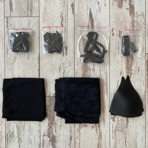 Witcher Lingerie DIY Material Kit