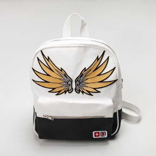 Overwatch Mercy Backpack Clearance Sale In Stock