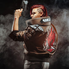 Cyberpunk 2077 V Cosplay Jacket with LEDs