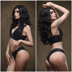 Witcher Wild Hunt Yennefer Cosplay Lingerie Custom Made