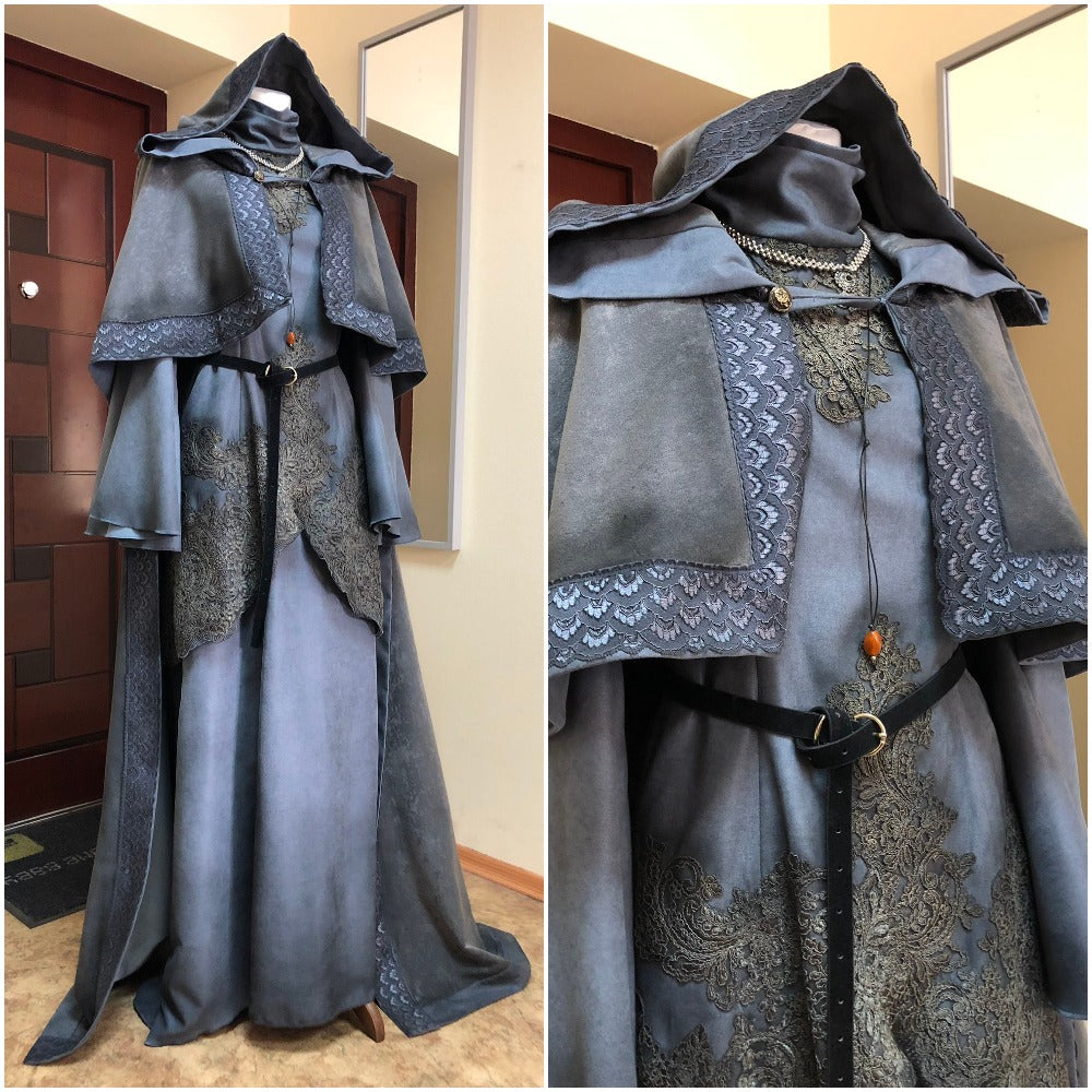 Dark Souls 3 Fire Keeper Cosplay Costume Custom Made