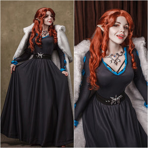 Castlevania Lenore Cosplay Costume - Custom Made