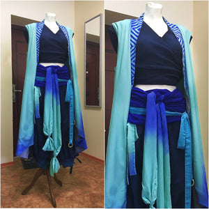 Ctitical Role Beauregard Lionett Cosplay Costume Custom Made