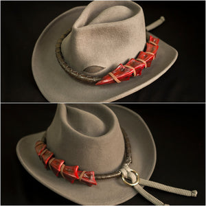 Devil May Cry 5 Dante Cosplay Faust Hat Custom Made
