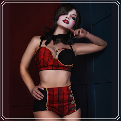 Borderlands Moxxi Inspired Lingerie Custom Made