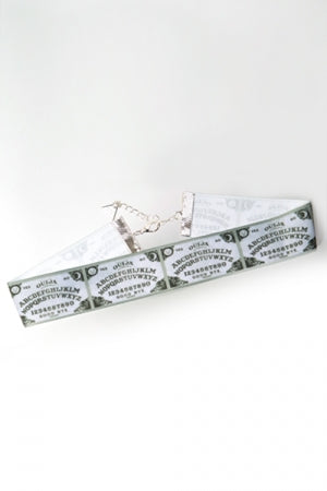 XTS Ouija Choker - YOU ARE MY POISON