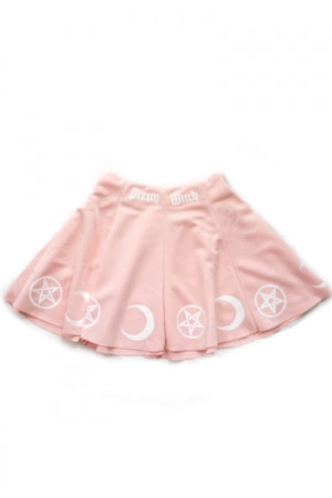 Cult Mini Skirt (Pink) - YOU ARE MY POISON