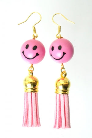 XTS Smile Tassel Pink Pierce - YOU ARE MY POISON