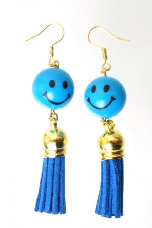 XTS Smile Tassel Blue Pierce - YOU ARE MY POISON