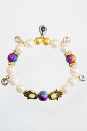 TuRu x XTS Bracelet -Elegant Gold- - YOU ARE MY POISON