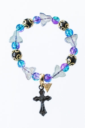 XTS Prophecy Bracelet (Purple) - YOU ARE MY POISON