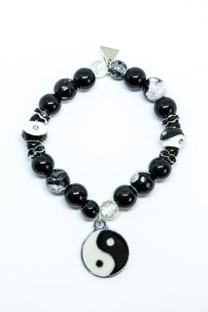 XTS Yin Yang's Secret Bracelet - YOU ARE MY POISON