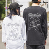 THE GIRL L/S T-shirt (2color)