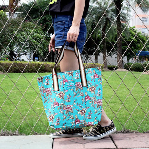 KRAVITZ KRABAG M-5329 Tote Bag (Blue)
