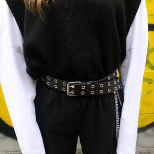 Chain Belt (Black)