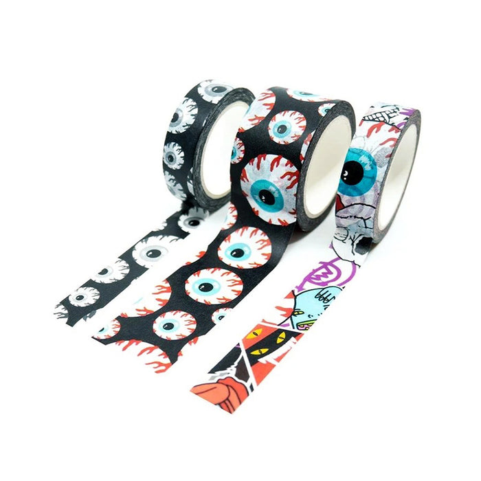 MISHKA KEEP WATCH Washi Masking Tape Set (93040)