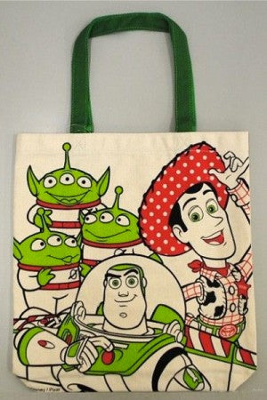 Toy Story Official Green Tote Bag - YOU ARE MY POISON