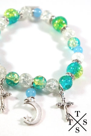 XTS Frost and moonlight Bracelet - YOU ARE MY POISON