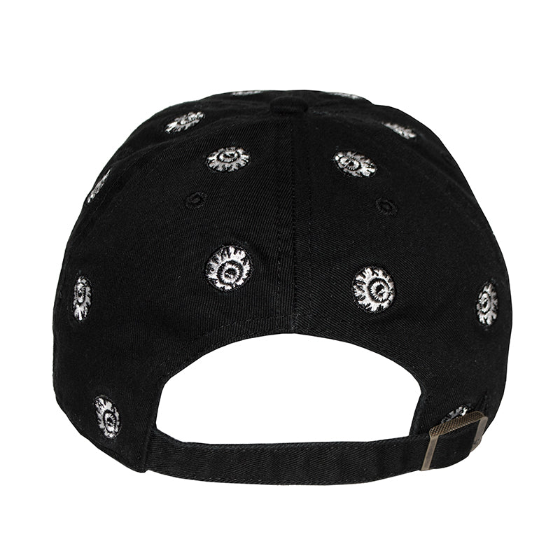 MISHKA x '47: ALLOVER KEEP WATCH '47 CLEAN UP (BLACK/EXKW)