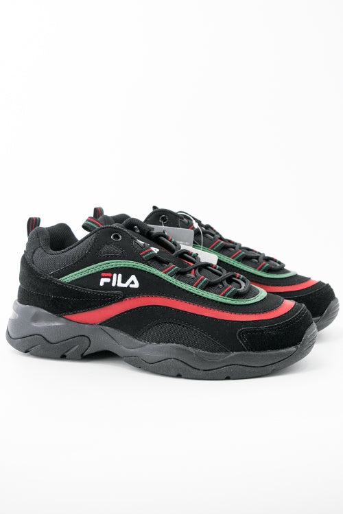 FILA FILARAY NUBUCK F5072-3110 (Black)