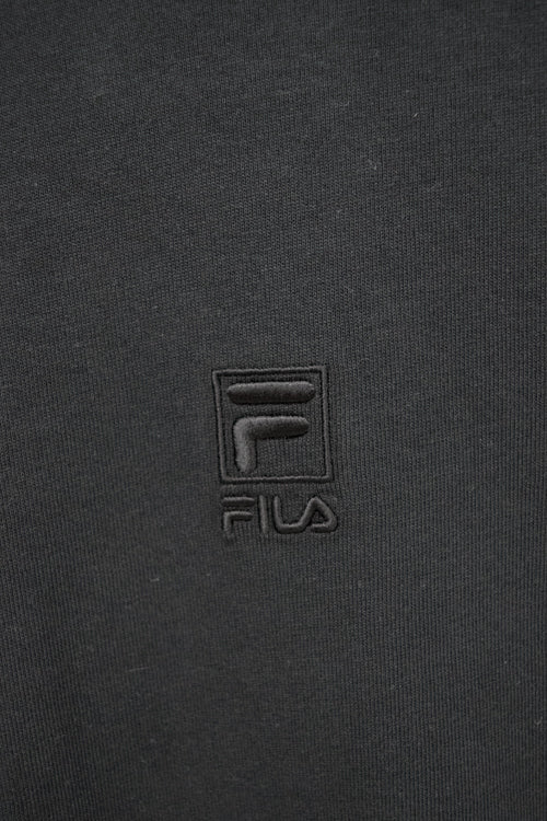 FILA HERITAGE Crew Neck Shirt FM9688 (Black)