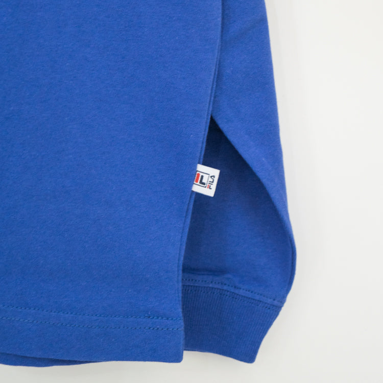 FILA HERITAGE Sleeve Logo L/S T-shirt (2 color) FM9807