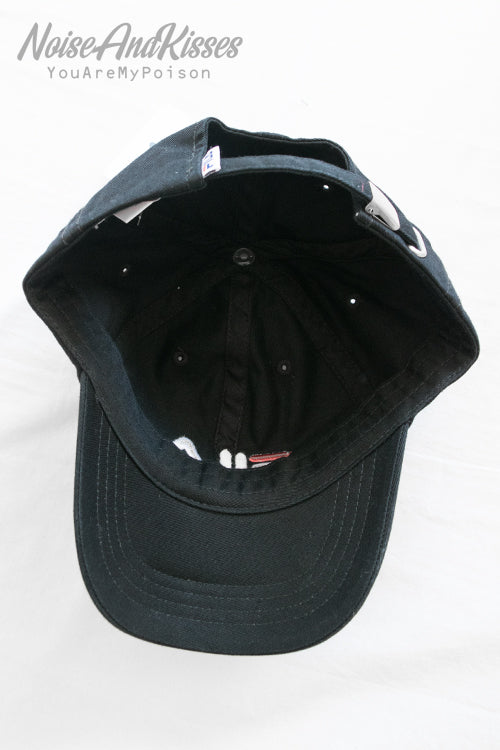 FILA LINEAR LOGO LOW CAP (Black)