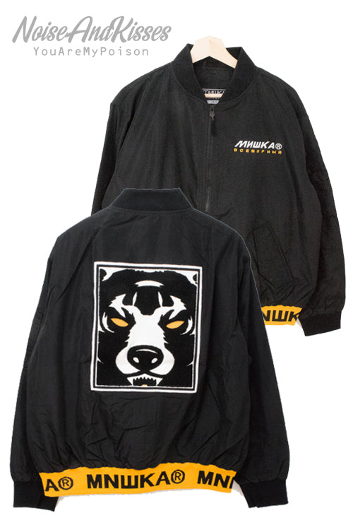 MISHKA Death Adder Satin Jacket (MSS190567)