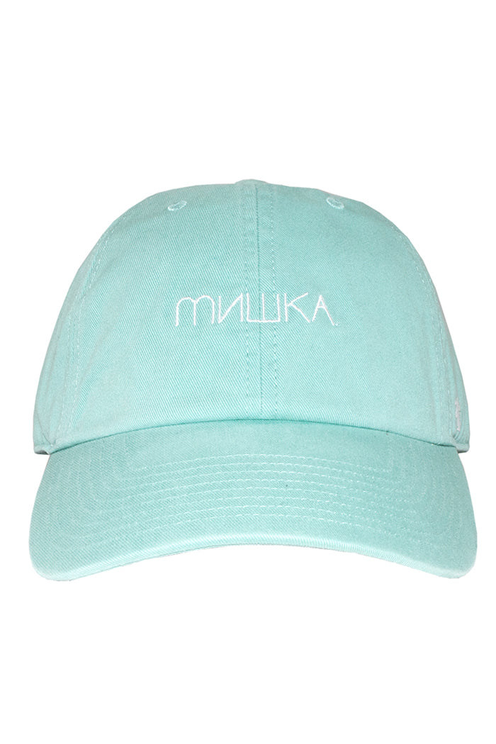 MISHKA x '47 CYRILLIC LOGO CLEAN UP (MINT)