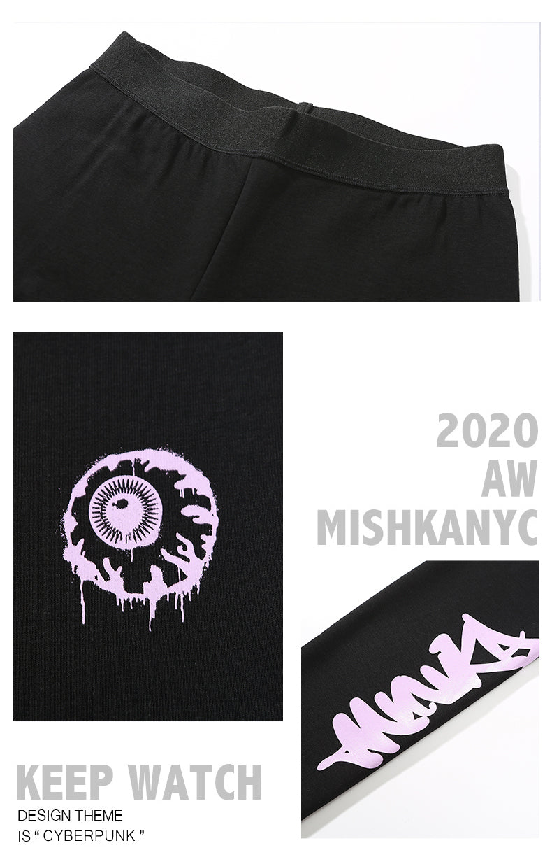 MISHKA Keep Watch Ladies Leggings (MAW200823W)