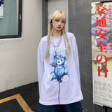 Pop Teddy L/S T-shirt (2 color)